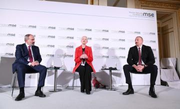 В Мюнхене начались панельные обсуждения по армяно-азербайджанскому конфликту