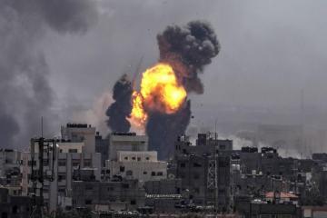 Израиль нанес удары по объектам ХАМАС в ответ на запуск ракет из Газы