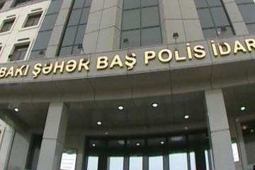 BŞBPİ: MSK-nın binası önünə toplaşmağa cəhdin qarşısı alınıb
