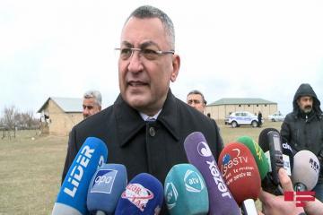 Ровшан Рзаев: В этом году для 7 тыс. семей вынужденных переселенцев будут построены новые поселки