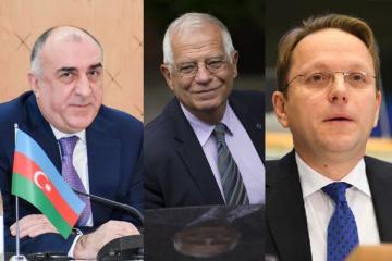 Эльмар Мамедъяров встретится с верховным представителем и комиссаром ЕС