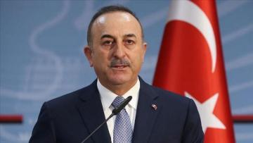 """Turkish FM: """"Turkish-Russian talks seek agreement on Idlib, Syria"""""""