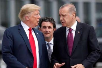 Трамп в разговоре с Эрдоганом выразил озабоченность ситуацией в Идлибе