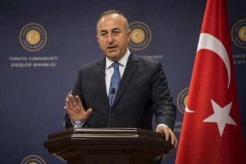 """Çavuşoğlu: """"İdlib mövzusunda Rusiya ilə fəal əməkdaşlığımızı davam etdiririk"""""""