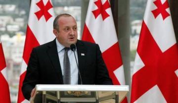 Georgia's former president returns to active politics