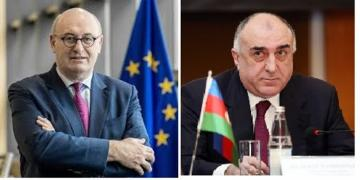 Azerbaijani FM meets with European Commissioner for Trade