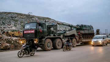 Анкара не намерена просить НАТО о вмешательстве в конфликт в Идлибе