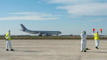Russian state airline suspends some flights to China