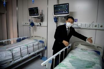 Chinese doctors using plasma therapy on coronavirus, WHO says 'very valid' approach