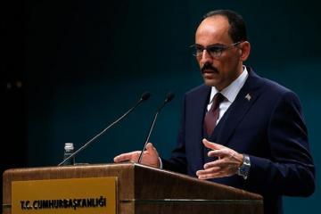"""Türkiyə Prezidentinin sözcüsü: """"Rusiyalı heyətlə danışıqlarımız Türkiyə üçün qənaətbəxş olmadı"""""""