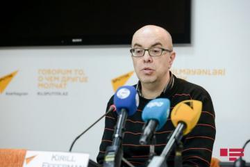 """Mərkəz rəhbəri: """"Azərbaycanda antisemitizm kök ata bilməyib"""""""