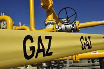Azerbaijan increased gas export by 23 % last year