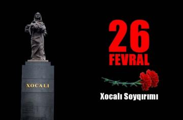 Azerbaijan Army to hold events on the occasion of the anniversary of Khojaly genocide