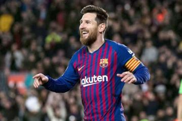MLS club inquire about possibility of signing Lionel Messi in summer