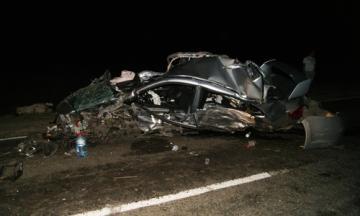 В России шесть человек погибли при ДТП на трассе