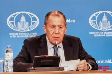 "Russian FM: ""Russia lends its support to the Syrian Army in Idlib"""