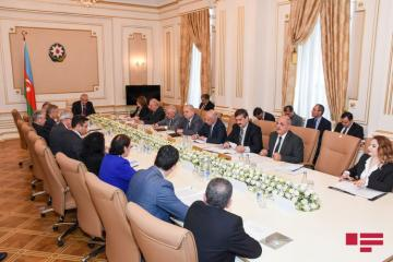 Azerbaijan's CEC reviews appeals and complaints