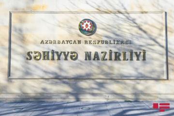 Nazirlik: Azərbaycanda koronavirusa qarşı vəziyyət stabildir