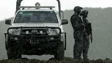 В Панаме задержали подлодку с пятью тоннами кокаина