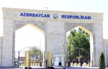 Azerbaijan's Customs Committee: Preventive measures being taken at border due to coronavirus danger in Iran