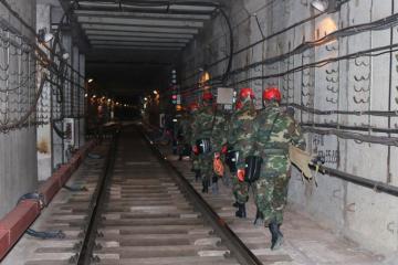 FHN metroda xüsusi-taktiki təlim keçirib - [color=red]VİDEO[/color]