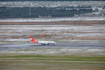Baku-Alanya passenger plane urgently landed in Ankara