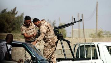 Путин и Эрдоган обсудили ситуацию в Ливии