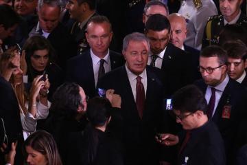 """Türkiyənin Müdafiə naziri: """"Rusiya ilə qarşıdurma yaratmaq niyyətimiz yoxdur"""""""