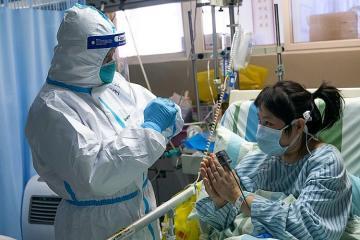 Çində yeni növ koronavirusdan ölənlərin sayı 2236 nəfərə çatıb