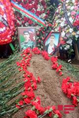 Serviceman whose corpse was found on Azerbaijan-Armenia border laid to rest
