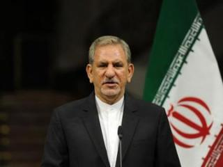 Iran First VP hails parliamentary election turnout
