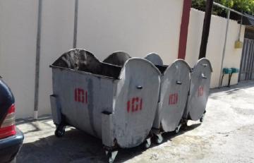 В Сумгайыте в мусорном ящике найдено тело новорожденной девочки