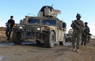 Американские войска прекратили наступательные операции на неделю в Афганистане