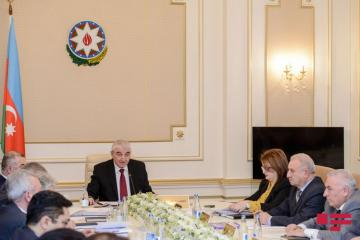 Azerbaijan's CEC reviews appeals and complaints on elections