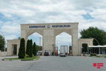 В связи с угрозой коронавируса таможенные КПП на азербайджано-иранской границе оснащены дополнительно 20 термометрами