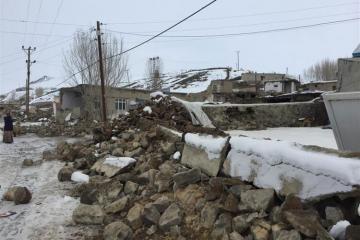 İranla sərhəddə zəlzələ nəticəsində Türkiyədə 7 nəfər ölüb, 5 nəfər yaralanıb
