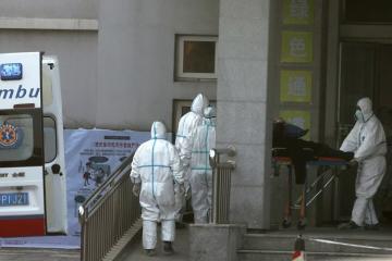 Çinin Hubey əyalətində sutka ərzində 630 nəfər koronavirusa yoluxub