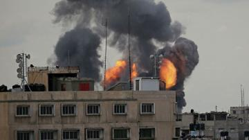 СМИ: Палестина прекратила обстрелы Израиля по просьбе Египта