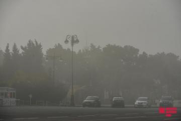 Sabah hava dumanlı, çiskinli olacaq  - [color=red]PROQNOZ[/color]