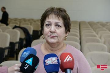 "Afag Aliyeva: ""Using face masks in Azerbaijan so much causes agiotage"""