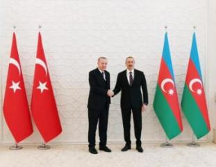 Official welcome ceremony was held for Turkish President Recep Tayyip Erdogan