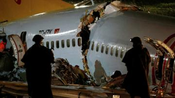 В Турции арестовали командира разбившегося в Стамбуле самолета