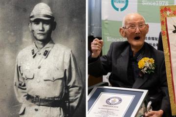 Dünyada ən yaşlı kişi dünyasını dəyişib