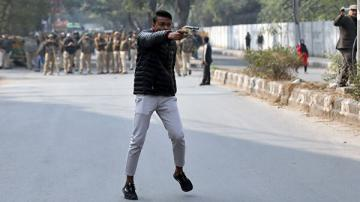 В Нью-Дели произошли столкновения, есть погибшие
