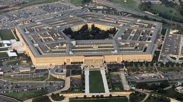 В США мужчина попытался подорвать автомобиль у здания Пентагона