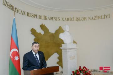 "Deputy minister: ""Crimes committed by Armenians in Khojaly have been proved to be genocide"""