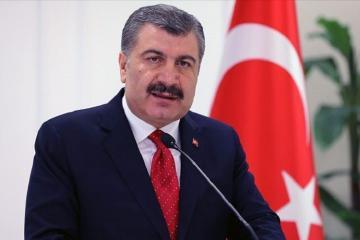 """Türkiyə Səhiyyə naziri: """"İrandan gələn sərnişinlərdə koronovirus aşkarlanmayıb"""""""
