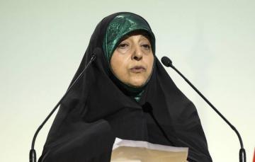 Вице-президент Ирана заразилась коронавирусом