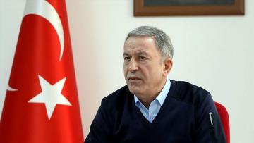 "Turkish Defense Minister: ""Turkish troops attacked despite coordination with Russia"""
