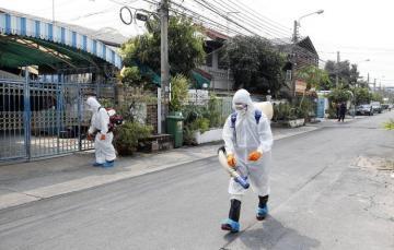 ВОЗ: Коронавирус может перерасти в пандемию